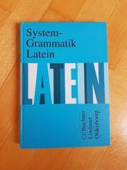 Systemgrammatik Latein