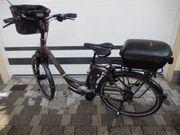 E-Bike Kalkhoff Damenrad 26 Zoll