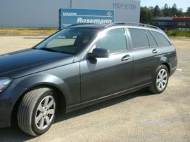 Bild 4 - Mercedes W 204 C 220 - Willroth