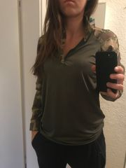 Military look Army Style Damen