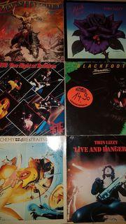Verkaufe meine LP-Sammlung