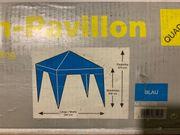 Pavilion für Feiern oder Camping