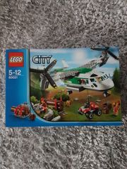 LEGO 60021 City - Schwenkrotorflugzeug - NEU