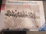 Ravensburger Puzzle Lunchtime schwarz weiß