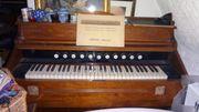 Wunderschönes Harmonium mit Hocker - Emil