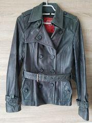 Echt-Leder Esprit Damen-Jacke