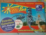 Sonnenlandpark bei Lichtenau Chemnitz Gutschein