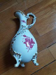 Handbemalte Vase v Herend