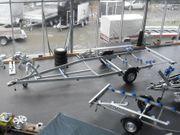 Bootstrailer Boots-Anhänger Böckmann TPV 1800kg
