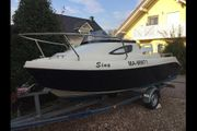 Familien Angel- Motorboot 40 PS