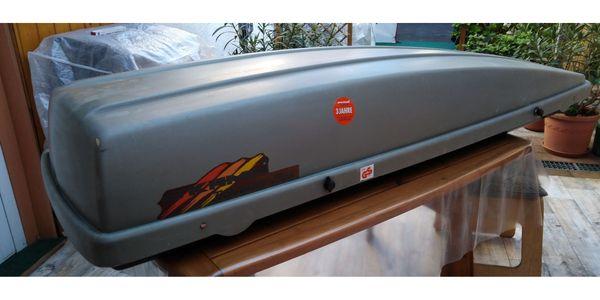 Dachbox für Dein Auto