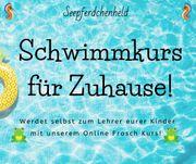 Online Schwimmkurs Frosch Premium