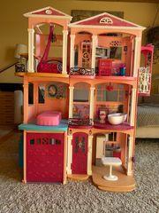 Barbie Traumvilla Puppenhaus