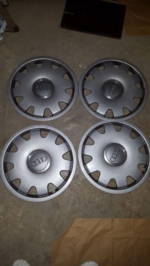 Verkaufe hier 4 Originale Audi