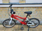 Woom 3 Fahrrad Rot