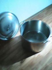 Edelstahl-Kochtopf für Großgastronomie