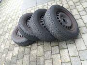 MS - Reifen 195 65R15 auf
