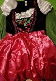 Dirndel Kleid