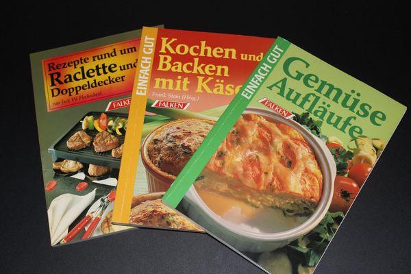 diverse Kochbücher