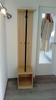 Garderobe von Ikea