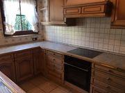 Küche - Massivholzküche sehr gut erhalten