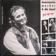 Doppel LP- Konstantin Wecker Die Band