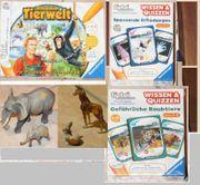 Tiptoi Ravensburger - Spiele Tiere