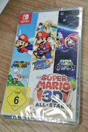 super Mario 3D World ungeöffnet