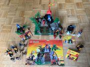 Lego Ritterburg Konvolut Setnummern 6076