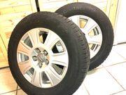 Gelegenheit 4 Original Alu-Komplett-Räder Reifen