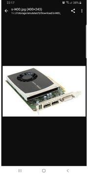 NVIDIA Quadro 2000 Grafikkarte 1
