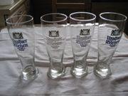 4 Urgäuer Weizen-Bier-Gläser 0 5