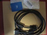 KAB Video Kabel 3m DVI