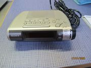 Sony icf-c255rc am fm Uhr