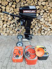 MERCURY AUSSENBORD MOTOR 9 9
