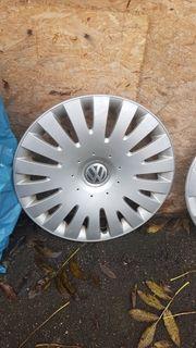 VW RADKAPPEN 4x 16 ZOLL