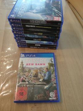PlayStation 4 - Ps4 Spiele