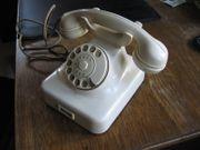 Telefon W 48 elfenbeinfarben
