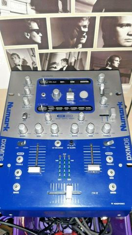 DJ, Disco (Equipment) - 24 Bit Digitaler 2-Kanal DJ