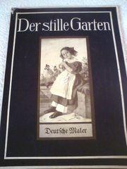 Der stille Garten - die blauen Bücher