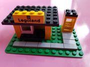 Lego Kiosk 1970