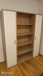 Bücherregal Regal Kasten