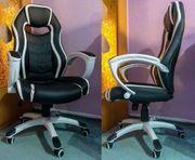 Gaming Chair Stuhl Chefsessel Zockerstuhl