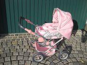 Verkaufe Baby Born Puppenwagen Kombi-Puppenwagen