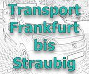 Wöchentlicher Transport ab Frankfurt bis
