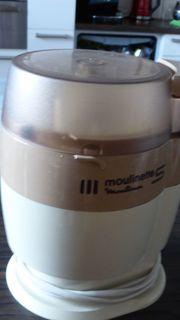 Moulinette Küchenmaschine zum Zerkleinern von
