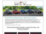 Online-Automobilverkäufer m w d für