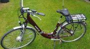 E Bike Mifa sehr guter