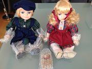 Puppen Pärchen