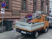 Halteverbot Schilder Service für Umzug